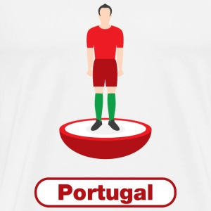 Portugal football  - Men's Premium T-Shirt