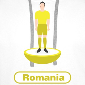 Romania football  - Men's Premium Hoodie