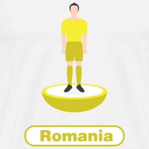 Romania football  - Men's Premium T-Shirt