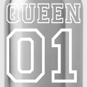 PARTNERSHIRT - QUEEN 01 Hoodies & Sweatshirts - Water Bottle