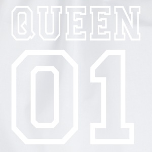 PARTNERSHIRT - QUEEN 01 Tops - Turnbeutel