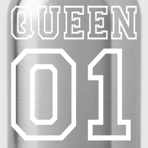 PARTNERSHIRT - QUEEN 01 Tee shirts - Gourde