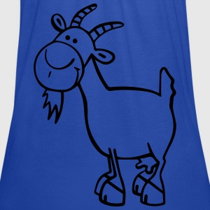 Funny Goat Hoodies & Sweatshirts - Women's Tank Top by Bella