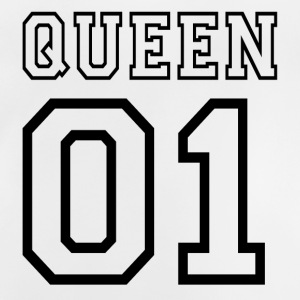 quePARTNERSHIRT - Queen 01 Shirts - Baby T-Shirt
