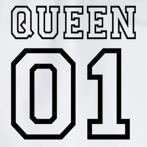 quePARTNERSHIRT - Queen 01 Magliette - Sacca sportiva
