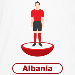 Albania football - Men's Premium Longsleeve Shirt