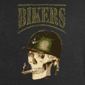 Biker GI T-Shirts - Men's Sweatshirt by Stanley & Stella