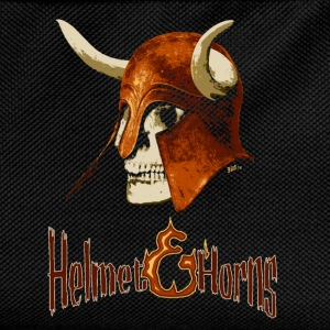 Helmet & Horns T-Shirts - Kids' Backpack