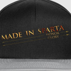 made in sparta Tee shirts - Casquette snapback