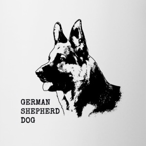 German Shepherd Dog - Mug
