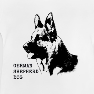 German Shepherd Dog - Baby T-Shirt