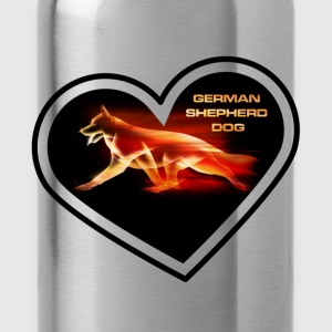 German Shepherd Dog - Water Bottle