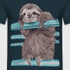 hey mr sloth - Men's T-Shirt
