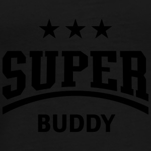 Super Buddy Caps & Hats - Men's Premium T-Shirt