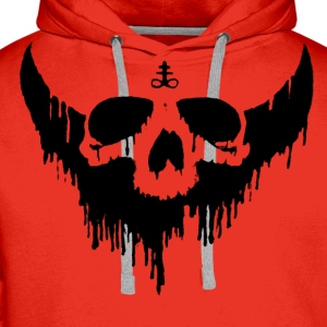 Blood Moon T-Shirts - Men's Premium Hoodie