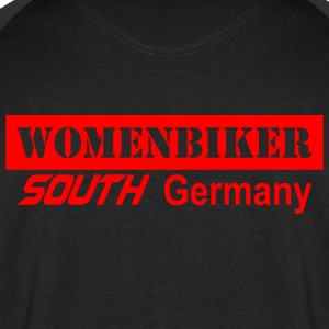 Womenbiker south Germany T-Shirts - Männer Sweatshirt von Stanley & Stella