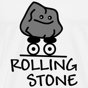 Rolling Stone Sports wear - Men's Premium T-Shirt