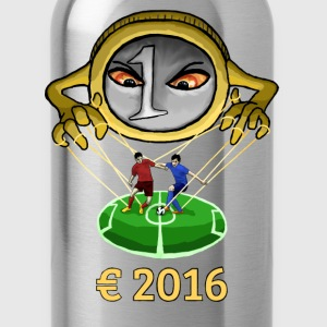 Euro et football 2016 manipulation Tee shirts - Gourde