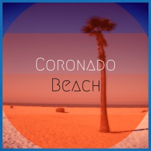 Coronado Beach - Frauen T-Shirt