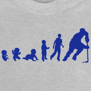 baby evolution hockey inlineskating fuer T-Shirts - Baby T-Shirt
