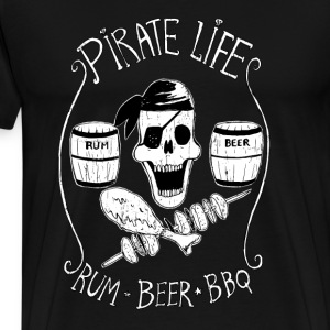 Pirate life - T-shirt Premium Homme