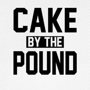 CAKE BY THE POUND T-Shirts - Baseball Cap