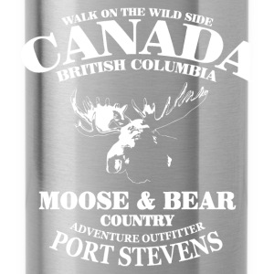 Moose - Canada T-shirts - Drinkfles