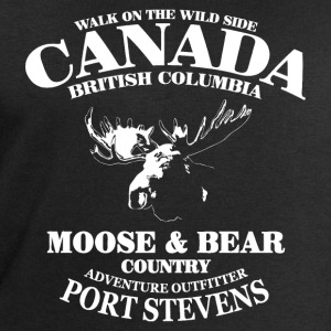 Moose - Canada T-Shirts - Men's Sweatshirt by Stanley & Stella