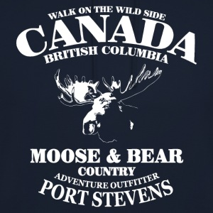 Moose - Canada T-shirts - Luvtröja unisex