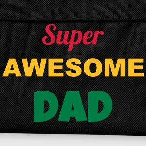 Dad - Daddy - Father's Day - Baby - Birth - Humor T-Shirts - Kids' Backpack