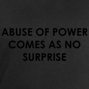 Abuse of power comes as no surprise T-shirts - Sweatshirt herr från Stanley & Stella
