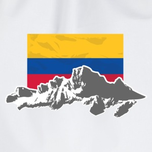 Columbia - Mountains & Flag Sweatshirts - Sportstaske