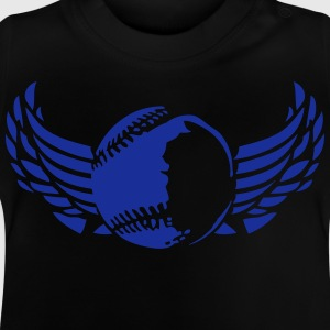 1007 ball baseball swing T-Shirts - Baby T-Shirt
