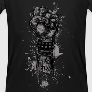 Punk fist - T-shirt bio Homme
