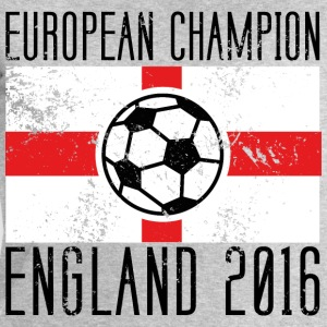 European Champion England 2016 - Men's Sweatshirt by Stanley & Stella