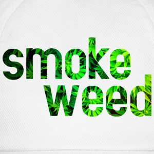 smoke weed Tee shirts - Casquette classique