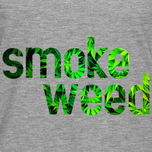 smoke weed Sweat-shirts - T-shirt manches longues Premium Homme