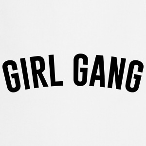 Girl Gang T-shirts - Keukenschort