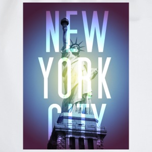 New York Blue T-Shirts - Turnbeutel