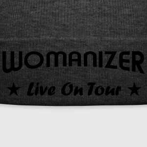 Womanizer live T-Shirts - Wintermütze