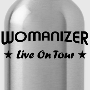 Womanizer live T-Shirts - Trinkflasche