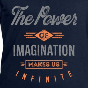The Power. Inspirational Art - Men's Sweatshirt by Stanley & Stella