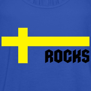 Sweden rocks T-Shirts - Frauen Tank Top von Bella
