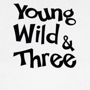 Young Wild & Three T-Shirts - Baseball Cap
