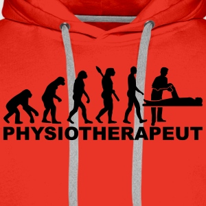 Physiotherapeut T-Shirts - Männer Premium Hoodie