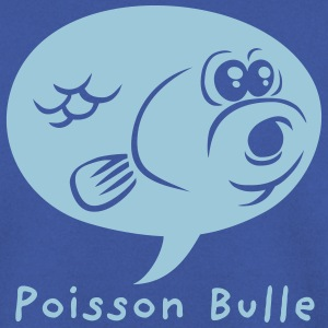 Poisson bulle - Sweat-shirt Homme