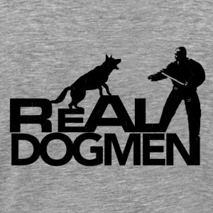 Real Dogmen - Men's Premium T-Shirt