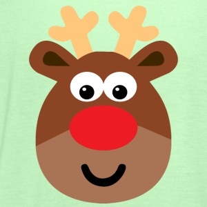 Reindeer - Women's Tank Top by Bella