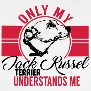 Only my Jack Russel Terrier  T-Shirts - Baseball Cap