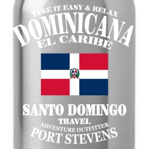 Dominican Republic  Langarmshirts - Trinkflasche